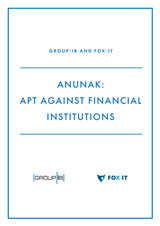 Anunak: APT against financial institutions
