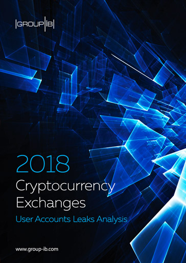 2018 Cryptocurrency Exchanges  User Accounts Leaks Analysis
