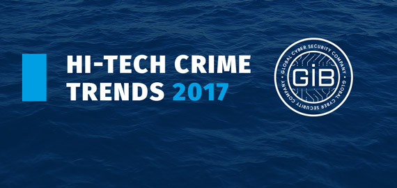 Group-IB annual report on cybercrime trends