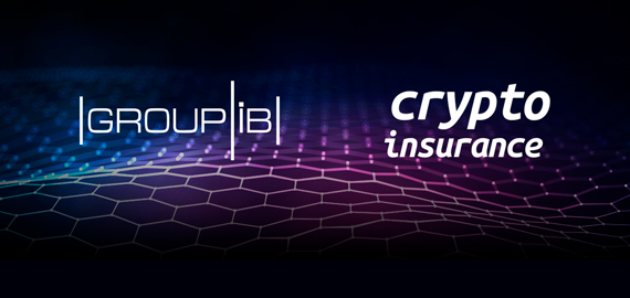 Group-IB and CryptoIns introduce the world's first insurance against cyber threats for cryptocurrency exchanges